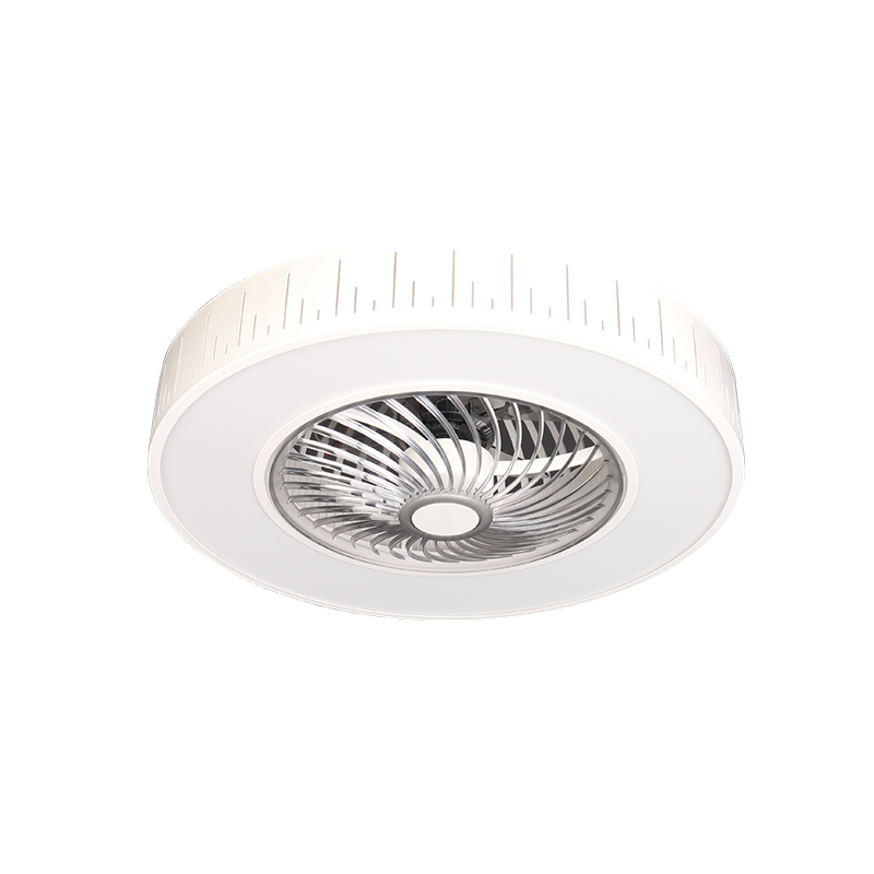LED FAN CEILING LAMP F9003 A1 3-WHITE