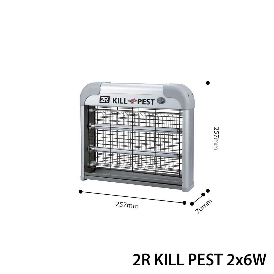 Kill pest lamp