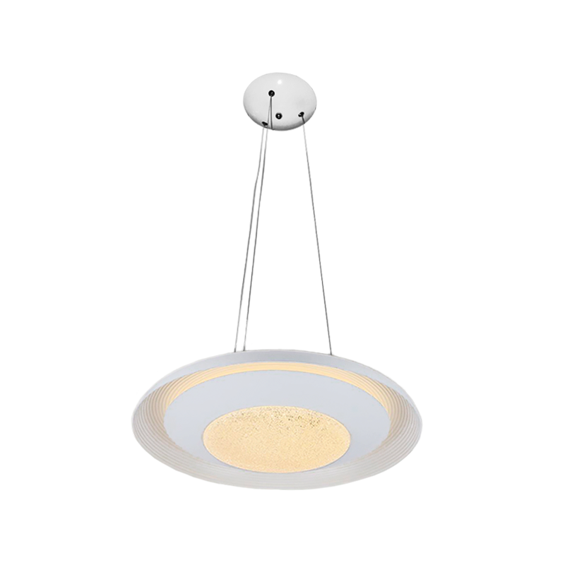 LED PENDANT LIGHT 6147H 3-WHITE