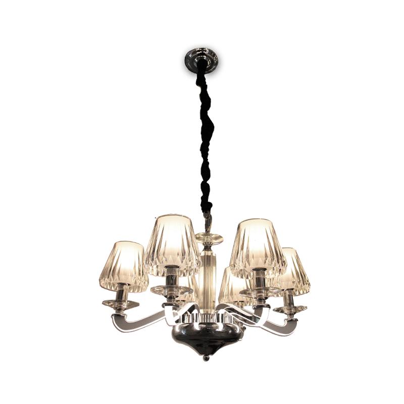 LED CHANDELIER MD8101-6 24W E14