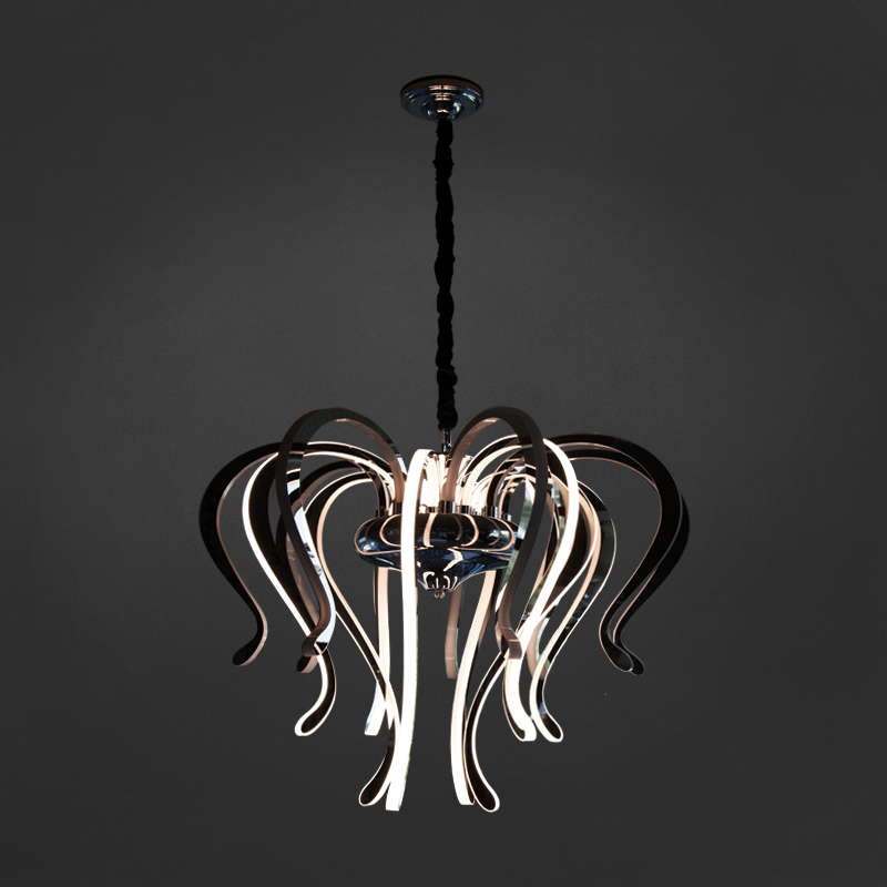 LED CHANDELIER MD8618-8+4+4 268W