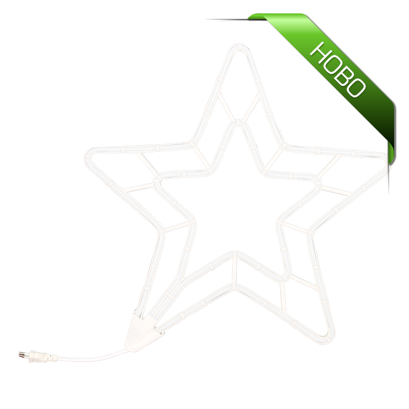 LED DECORATION STAR - BIG
