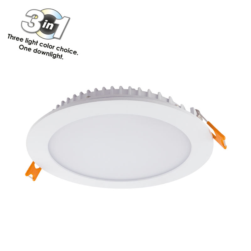 LED DOWNLIGHT CAPRI R BACK LIGHT 3 WHITE