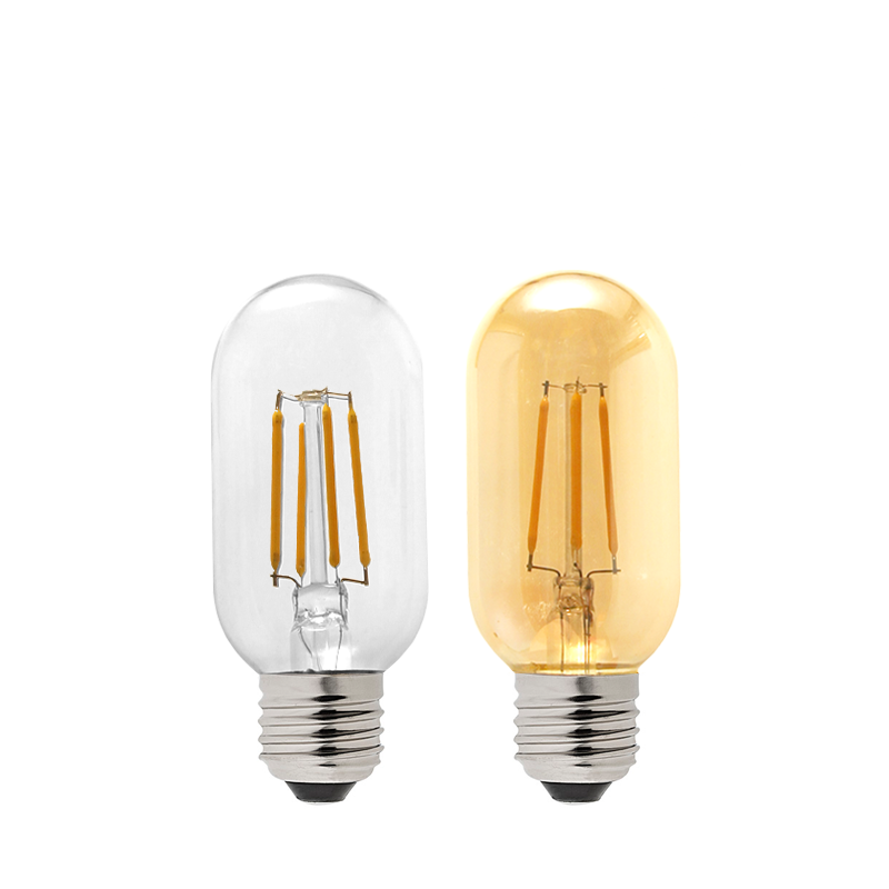 LED LAMP FILAMENT E27 T45