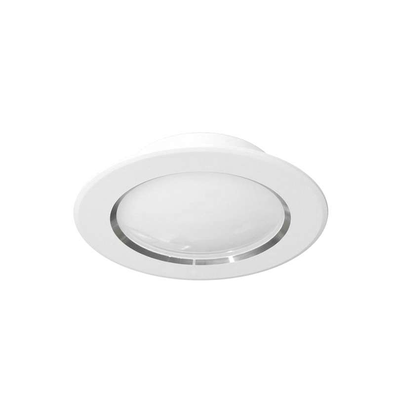 LED DOWNLIGHTS CAPRI SILVER