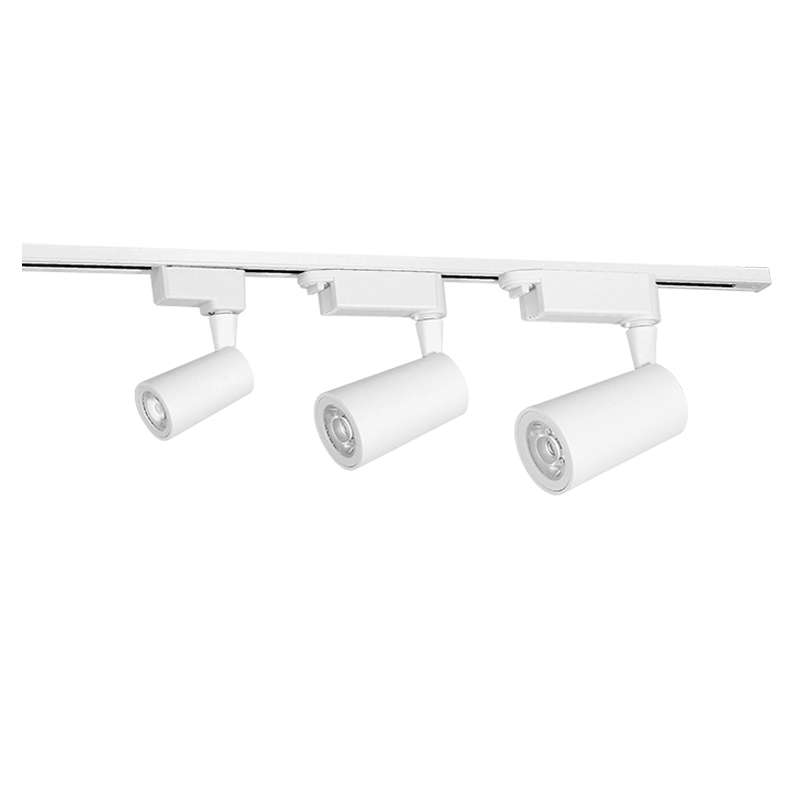 LED TRACK LIGHT METRO 24° 4 WIRE WHITE