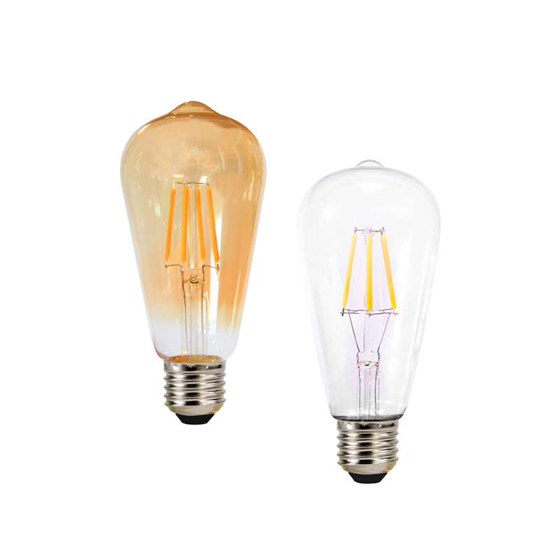 LED LAMP FILAMENT E27 ST64
