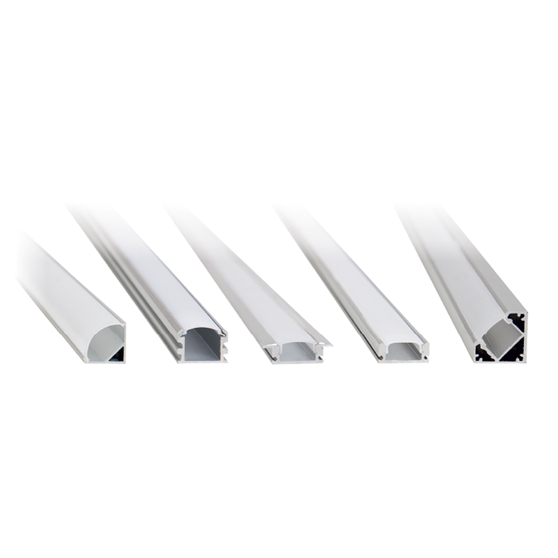 PROFILES WITH COVER FOR LED STRIPS LIGHTS