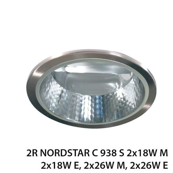 NORDSTAR C 938 SATIN NICKEL