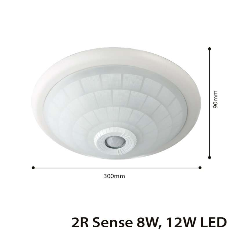 LED sensor lamp SENSE IP44