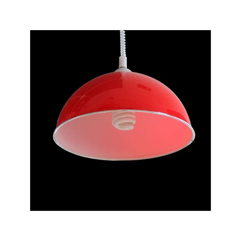 Chandelier 1249-6010 - red