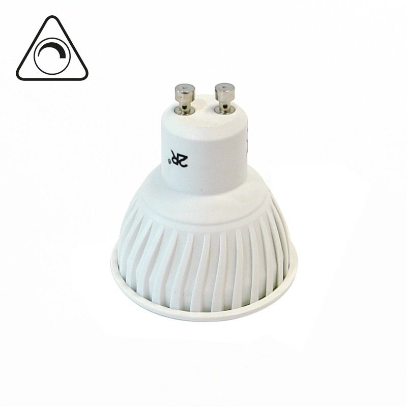 LED LAMP GU10 230V DIMMABLE