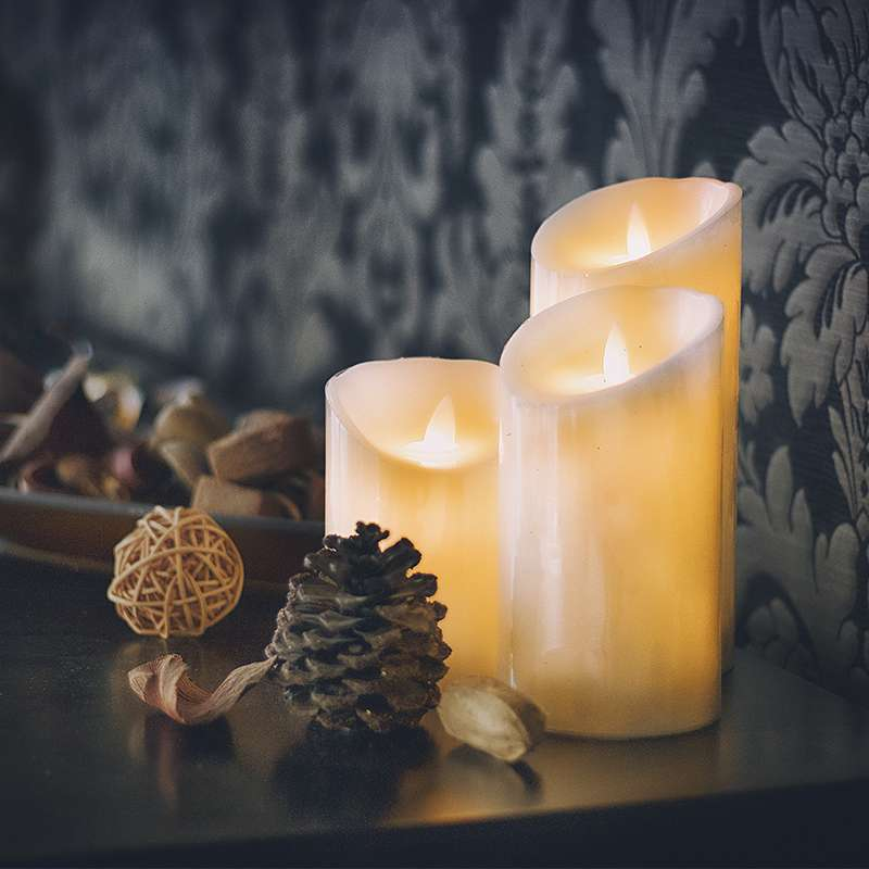 LED CANDLE LBC 0820