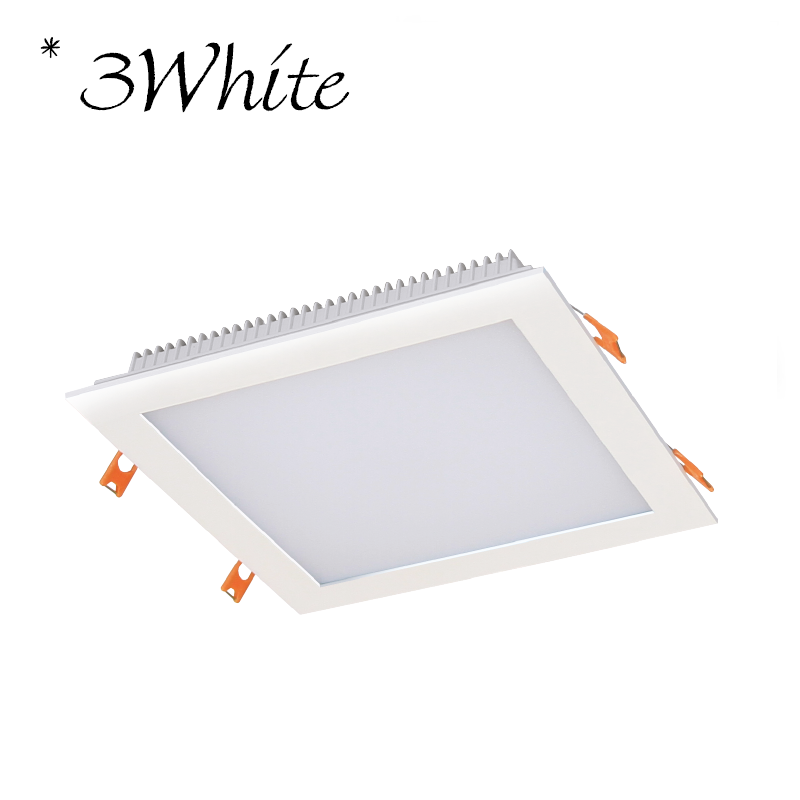 LED ЛУНА CAPRI S BACK LIGHT 3 WHITE