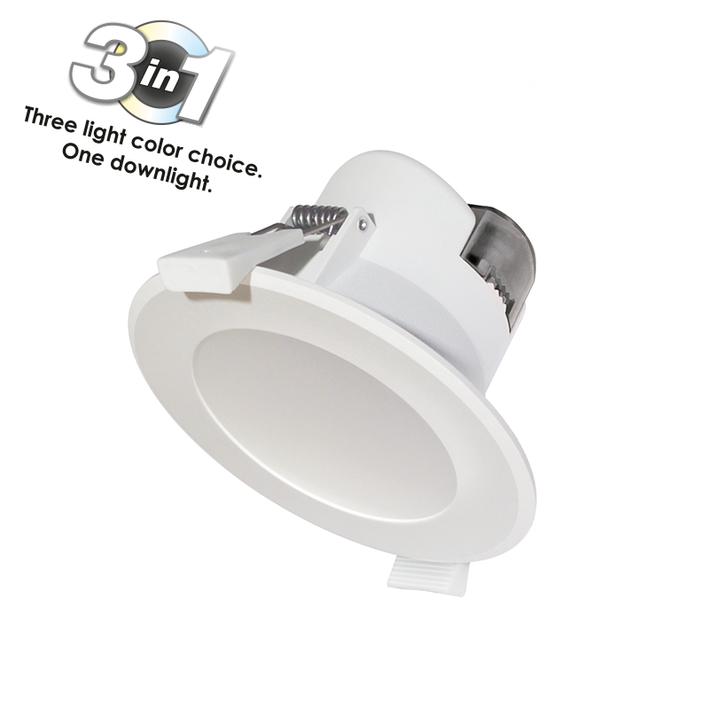 LED DOWNLIGHT WAVE 3-WHITE